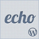 Echo WordPress