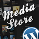 Media Store - Review & Downloads WordPress Theme