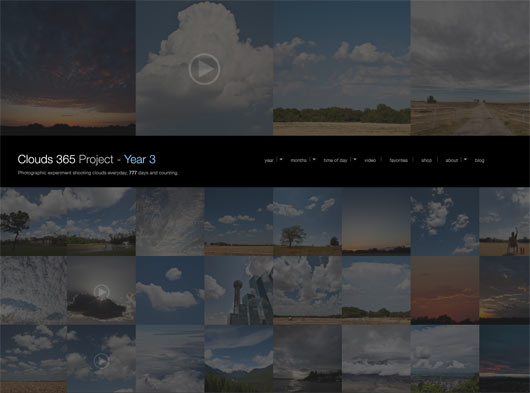 Clouds 365 - Sites em WordPress