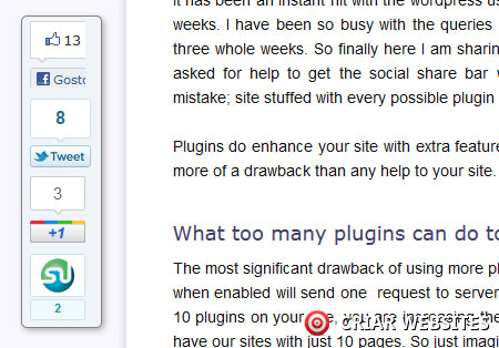 Social Share Love - Plugin WordPress