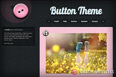 Button Theme - Tema para Tumblr