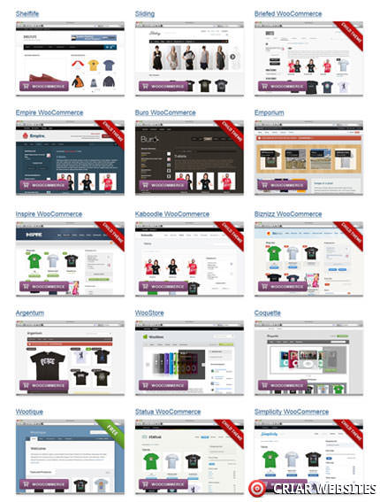 Templates WooCommerce